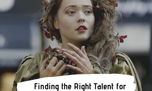 Finding the Right Talent for Your Project