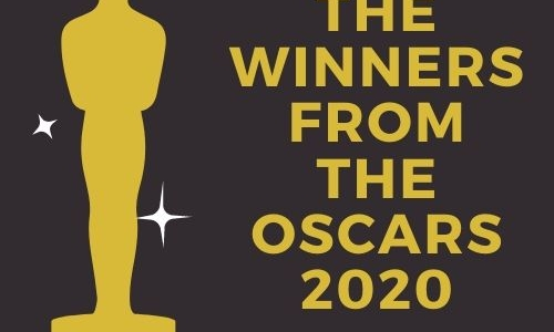 The Winners from the Oscars 2020