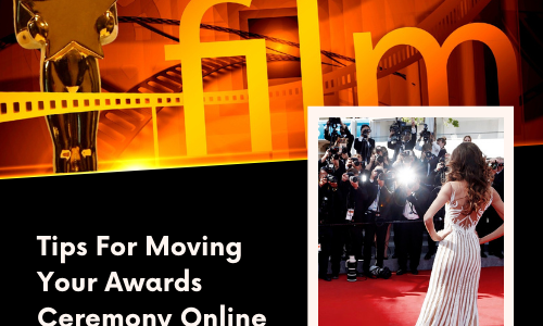 3 Tips For Moving Your Awards Ceremony Online