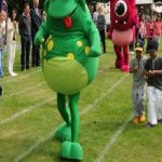 mascot performers, promotional mascots hire Manchester