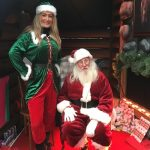 hire a santa for a grotto in Leicester